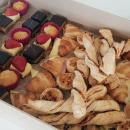 Sweet & savoury platter (2pcs pp)