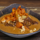 Massaman Beef curry (Regular box)