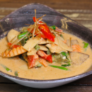 Red curry (Regular box)