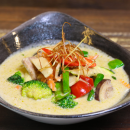 Green curry (Regular box)