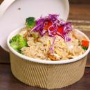 Plain rice -  platter