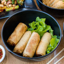 Chicken spring rolls (DF)