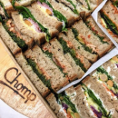 Mixed Sourdough Sandwiches