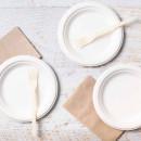 Plates, Forks & Napkins Set
