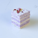 Mini Taro & coconut cake (12 pcs)