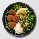 Middle Eastern Falafel Bowl