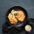 Schnitzel & chips