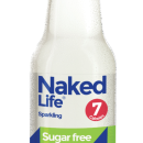 Naked Life Lemonade with Cucumber (12x330ml)