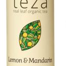 Teza Organic Lemon & Mandarin (12x325ml)