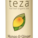 Teza Organic Mango & Ginger (12x325ml)