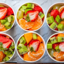 Fruit cup (6 pcs)