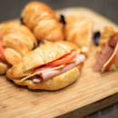 Mini savoury croissants (20 pcs)