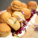 Freshly Baked Scones (20 pcs)
