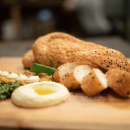Turkish Bread & Dips Platter (10 pax)