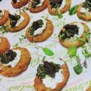 Gourmet Potato Rosti Platter (25 pcs)