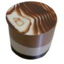 Double Chocolate Mousse (4 pcs)