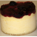 New York Baked Cheesecake (4 pcs)