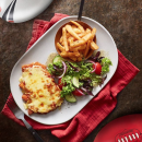 Parma & chips