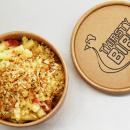 Mac n cheese & bacon
