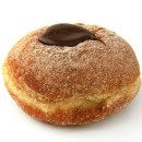 Nutella doughnut