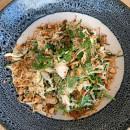 Thai style chicken salad