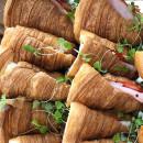 Savoury croissants