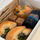 Individual GF and VG breakfast box