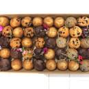 Assorted mini muffins