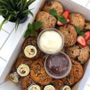 Sweet & savoury scones box