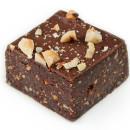 Raw hazelnut brownie slice box (12)