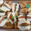 Bagel bites box (24 pcs)