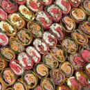 Wrap pinwheels (30 pcs)