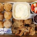 Scones & banana bread box (16 pcs)