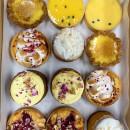 Assorted signature cakes