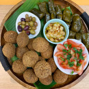 Vegan lovers platter (30 pcs)