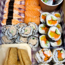 Deluxe Sushi Box (40 Pieces)