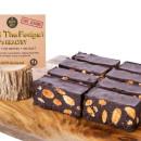 What the fudge - Choc Almond