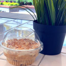 Bircher muesli cup