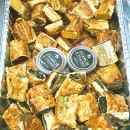Mini savoury rolls