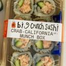 Uramaki sushi meal box (8)