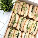 GF Assorted breakfast sandwiches - hot