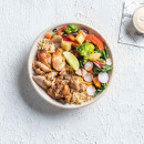 Roast Chicken Bowl