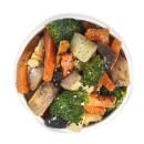 Roast veggie salad