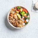 Roast Chicken Bowl