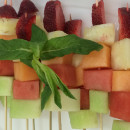 Fruit Skewer Platter