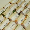 Pasta Dura Sandwich Platter (10 pcs)