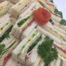 Ribbon Sandwich Platter