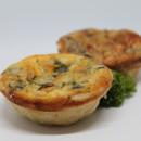 Gourmet Quiche Platter (40 pcs)
