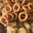 Seafood Platter (Hot) - 90 pcs