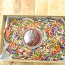 Asian coleslaw salad